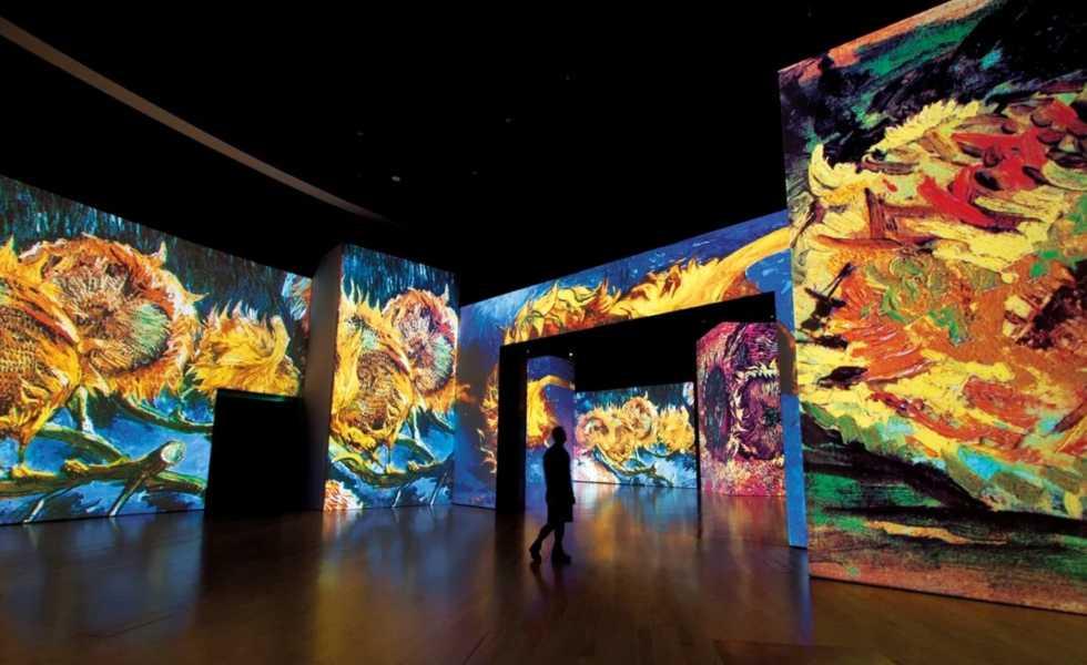 Van Gogh regresa a México con la nueva normalidadSubtítulo