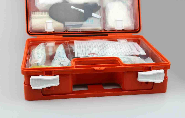 4. Prepara un botiquín sanitario
