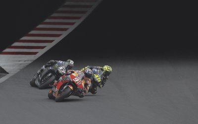 Márquez, Lorenzo y Lüthi, inspiración de la nueva colección MotoGP de TissotSubtítulo