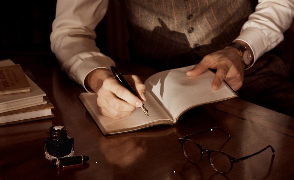 Montblanc se inspira en Kingsman para su edición especialSubtítulo
