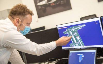 La Real Academia de Ingeniería premia a Mercedes-AMGSubtítulo