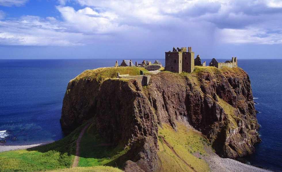 7 espectaculares castillos reconstruidos en 3DSubtítulo