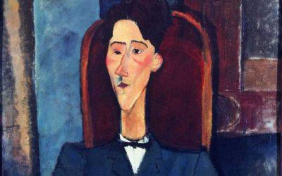 Modigliani llega a México en el Bellas ArtesSubtítulo