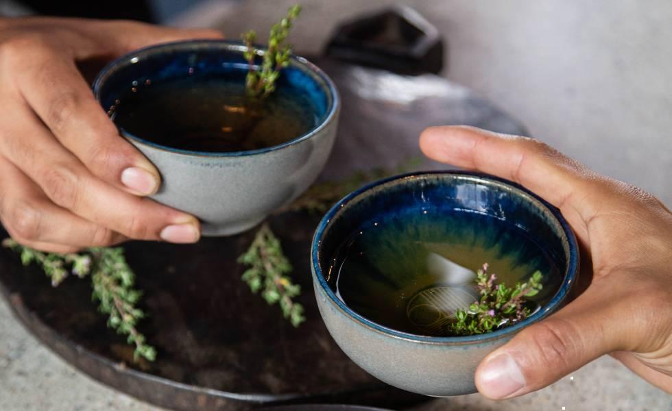 Festeja el mes patrio con el primer sake hecho en MéxicoSubtítulo