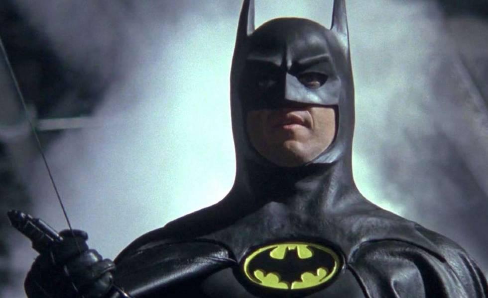Así se ve Michael Keaton como Batman en The FlashSubtítulo