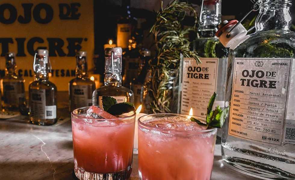 6 cocteles con tequila y mezcal para sorprenderSubtítulo