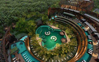 Coccon, el nuevo hotel eco de Tulum inspirado en el mar y la selvaSubtítulo