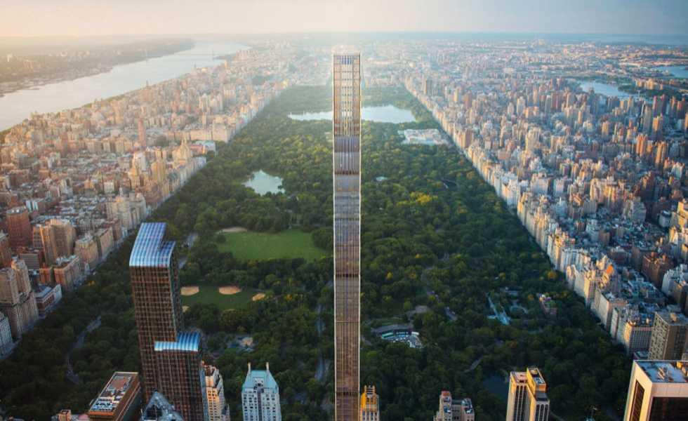 ¿Cuál es el rascacielos más estrecho del planeta?Subtítulo