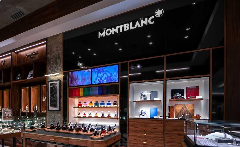 Montblanc inaugura su primer Ink Bar de LatinoaméricaSubtítulo