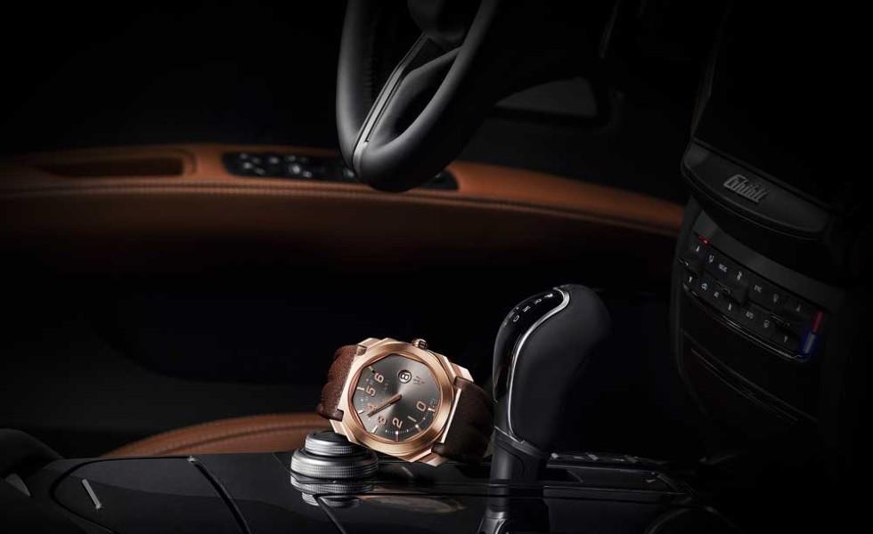 Los 10 relojes para amantes de los cochesSubtítulo