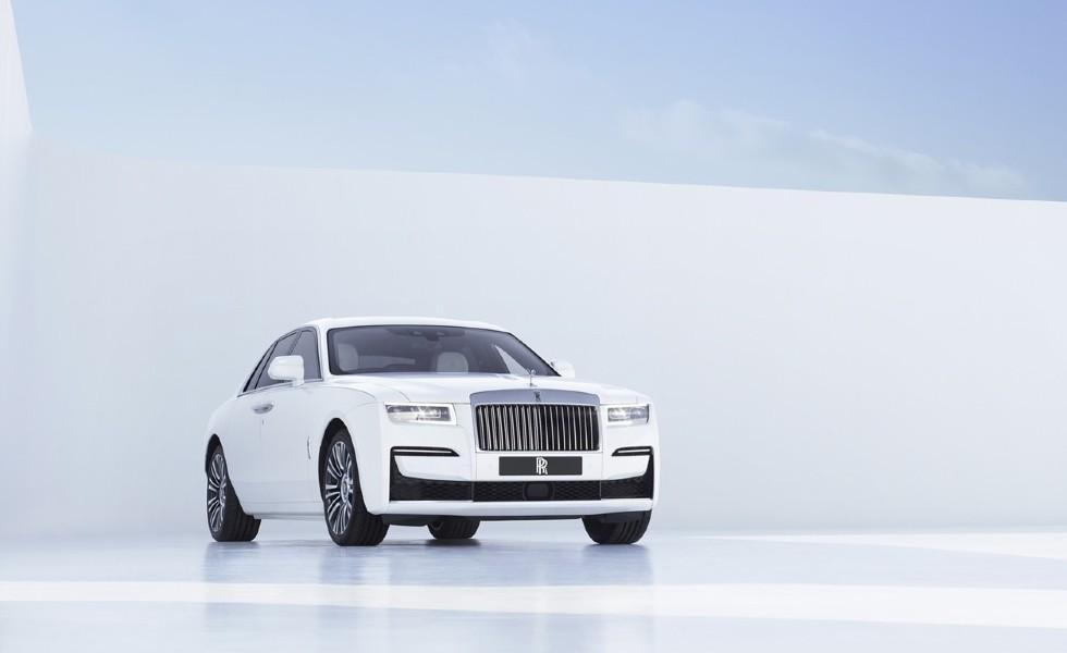 El nuevo Rolls-Royce Ghost, más lujo y tecnología que nuncaSubtítulo