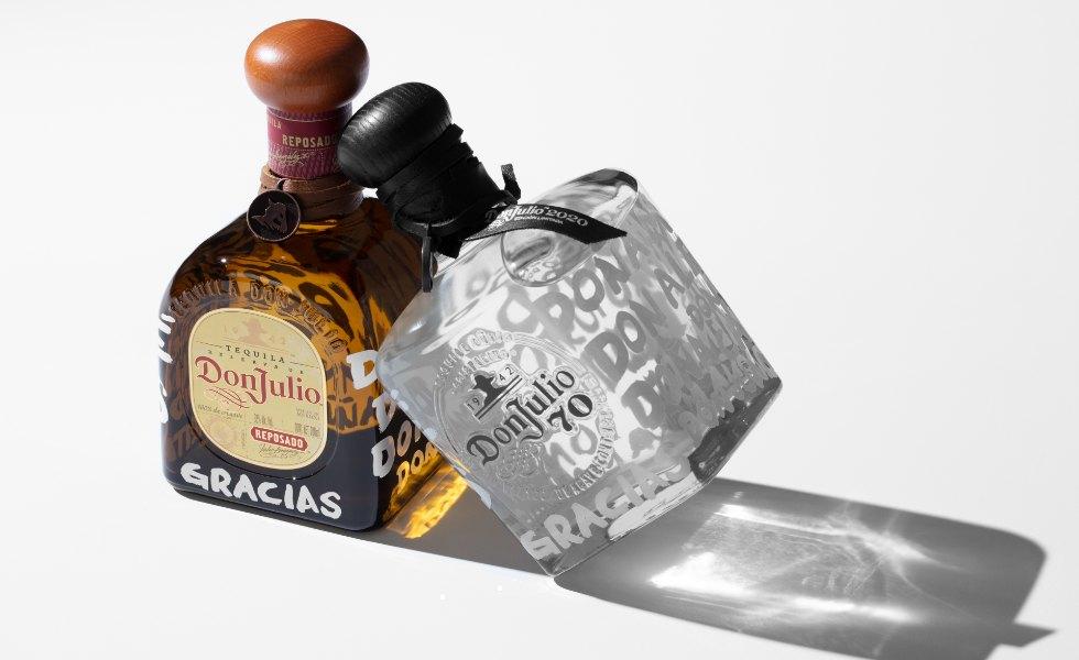 """Tequila Don Julio """"se quita el sombrero"""" para reactivar bares y restaurantes de MéxicoSubtítulo"""