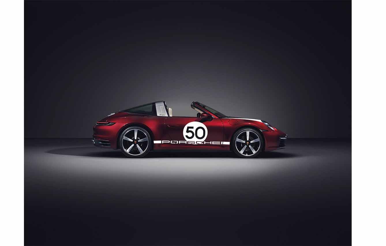 Porsche 911 Targa 2020