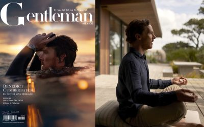 Gentleman México ofrece libre acceso a su edición de octubreSubtítulo