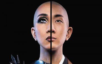 El monje budista que maquilla a las modelosSubtítulo