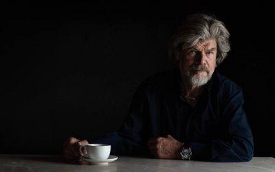 Montblanc y Reinhold Messner presentan el 1858 GeosphereSubtítulo