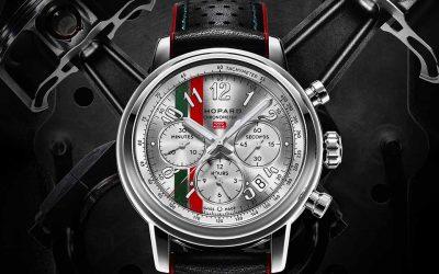 Chopard y la nueva colección Mille Miglia Racing StripesSubtítulo