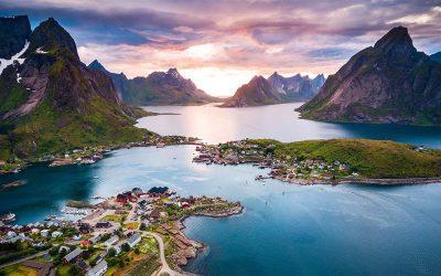 ¿Cuáles son las 5 islas más espectaculares de Europa?Subtítulo