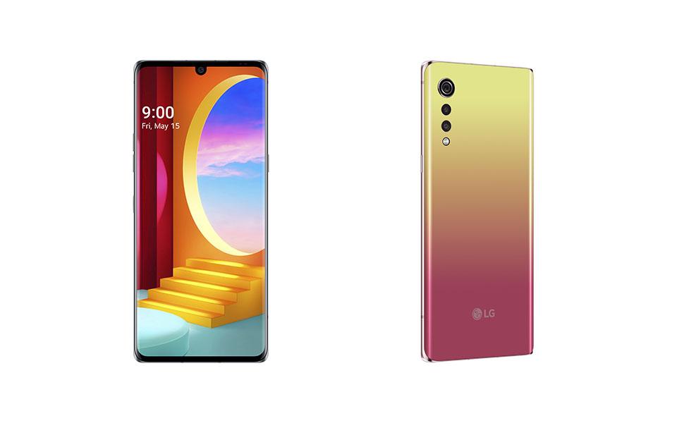 LG VELVET, el nuevo celular que revolucionará el mercadoSubtítulo