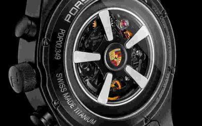 ¿Sabías que puedes personalizar tú reloj como tú Porsche?Subtítulo