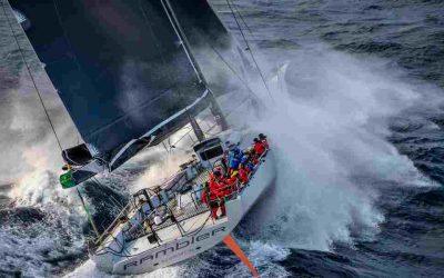Rolex Middle Sea Race, volar sobre el marSubtítulo