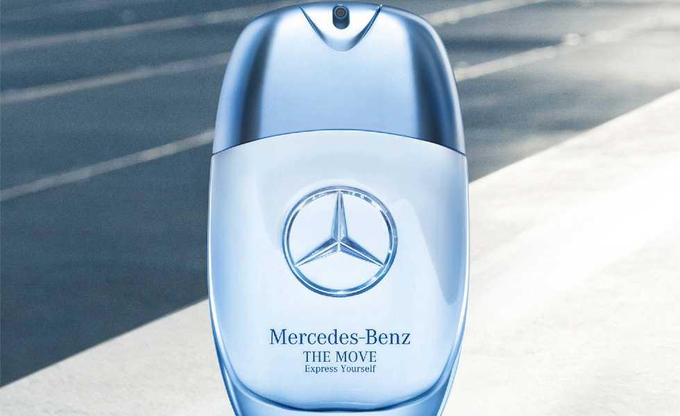 ¿Conoces la nueva fragancia de Mercedes-Benz?Subtítulo