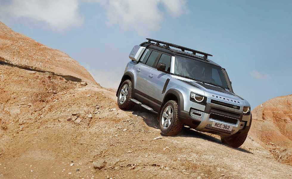 Land Rover Defender, nombrado SUV del Año 2021Subtítulo
