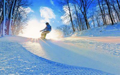 Los 4 mejores lugares para esquiar en Estados UnidosSubtítulo