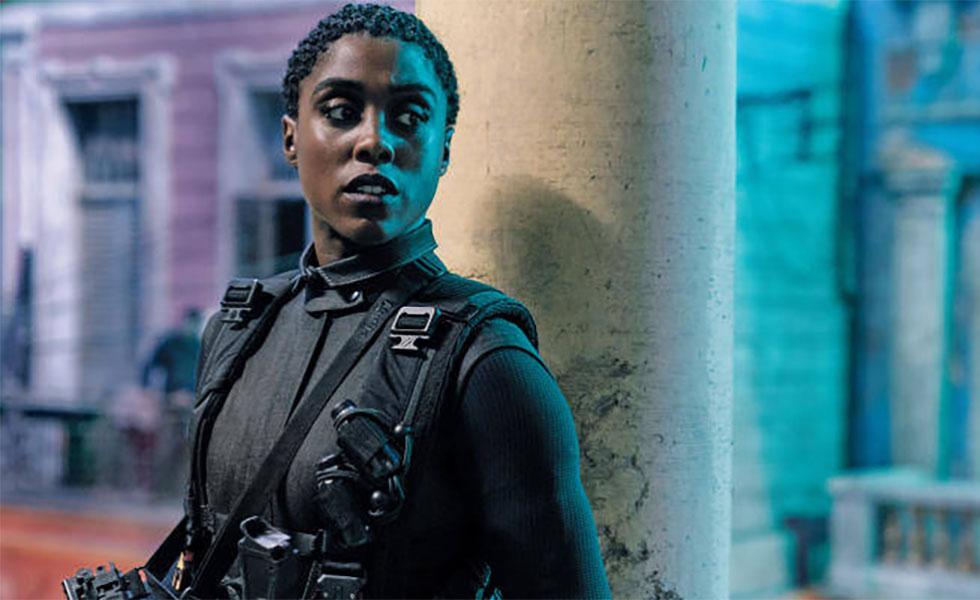 Lashana Lynch será la nueva agente 007Subtítulo