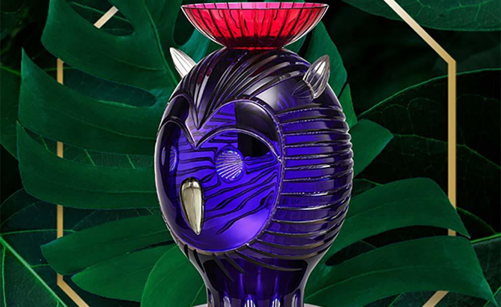 Baccarat presenta 'Faunacrystopolis', animales de cristalSubtítulo