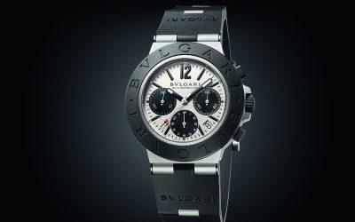 Bvlgari Aluminium, reloj más icónico en los 'Oscars' de la relojeríaSubtítulo
