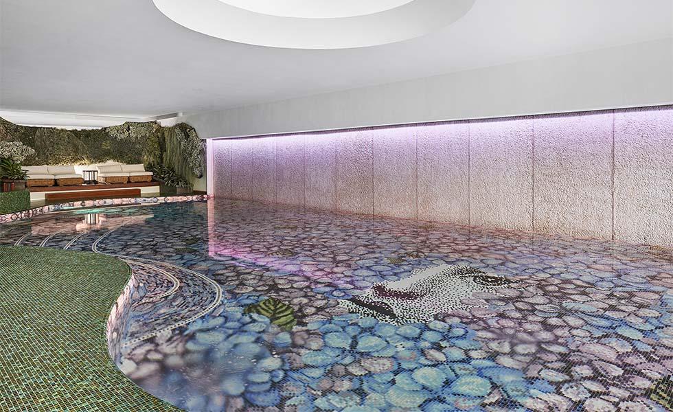 La espectacular nueva decoración del hotel L'Albereta Relais & ChateauxSubtítulo
