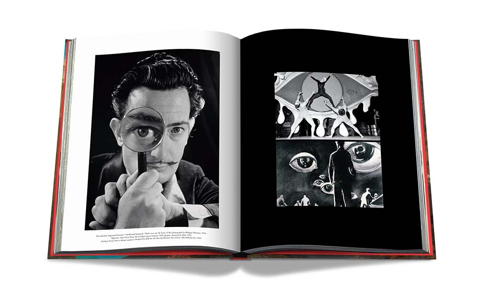 Assouline presenta Salvador Dalí: The Impossible CollectionSubtítulo