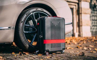 Montblanc y Pirelli presentan nueva colección de maletasSubtítulo