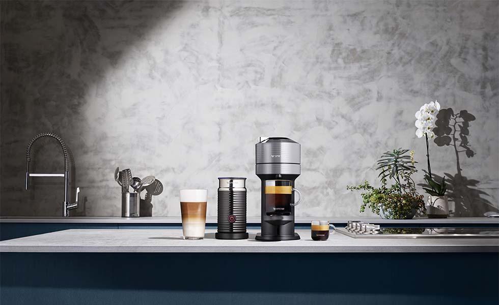 Descubre Vertuo Next, la nueva máquina de NespressoSubtítulo