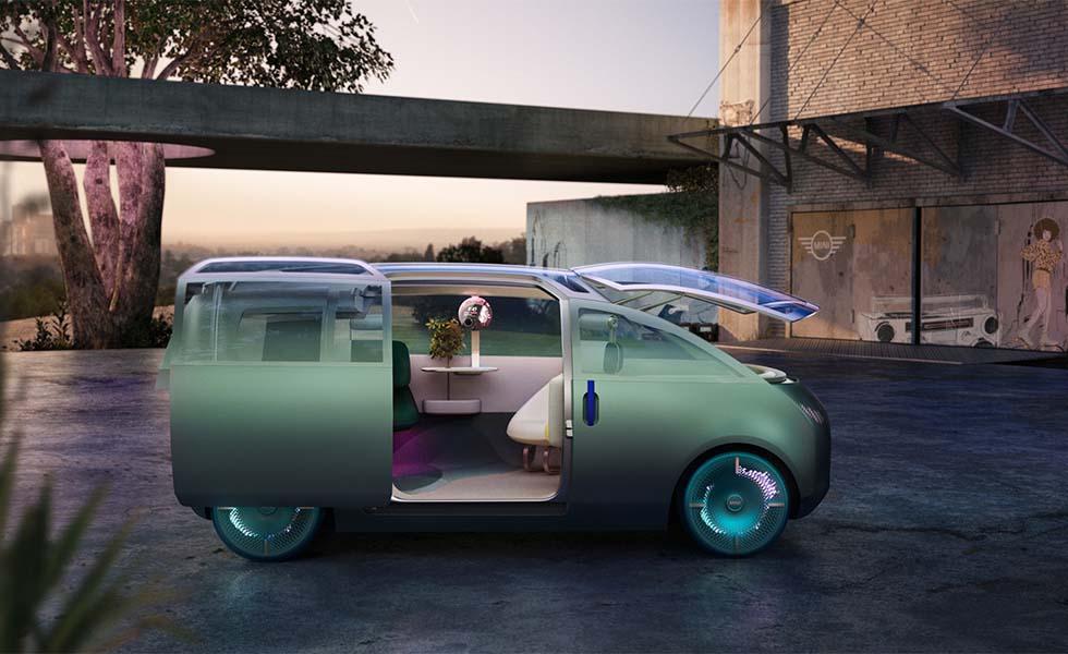 MINI presenta el nuevo y futurista Vision UrbanautSubtítulo