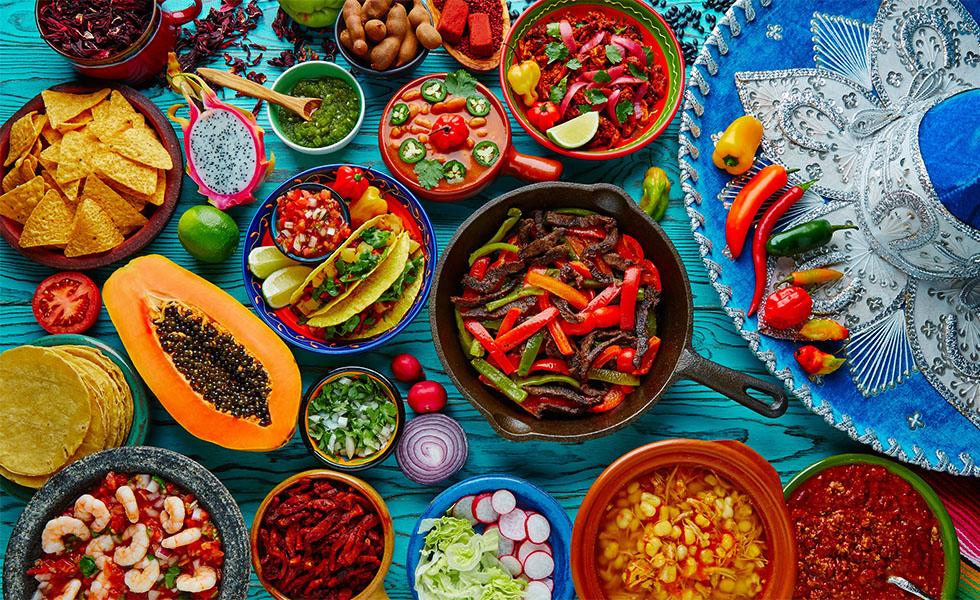 Hoy se festeja el Día Nacional de la Gastronomía MexicanaSubtítulo