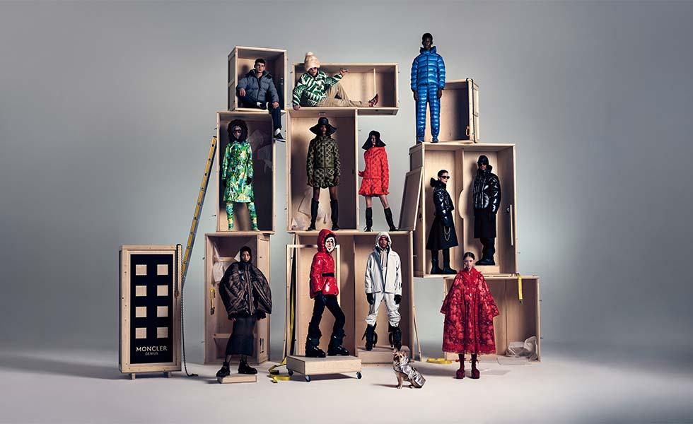 Moncler, líder en moda y sustentabilidadSubtítulo