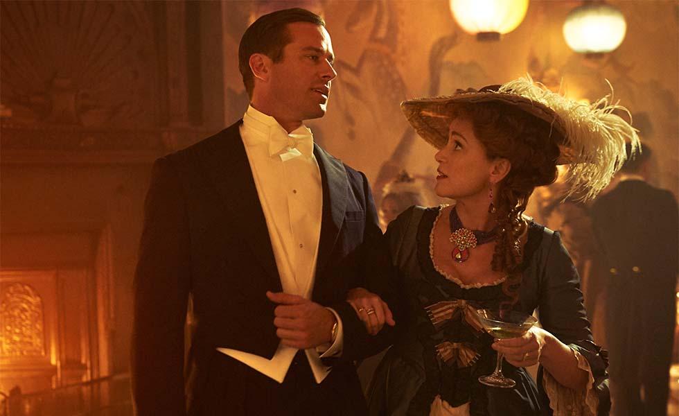 Las joyas de Chopard iluminan a 'Rebecca' en NetflixSubtítulo
