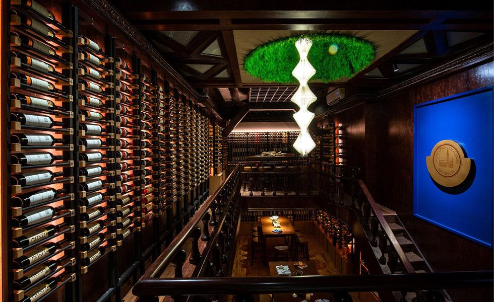 Nace la Wine Library, un templo del vino en la CDMXSubtítulo