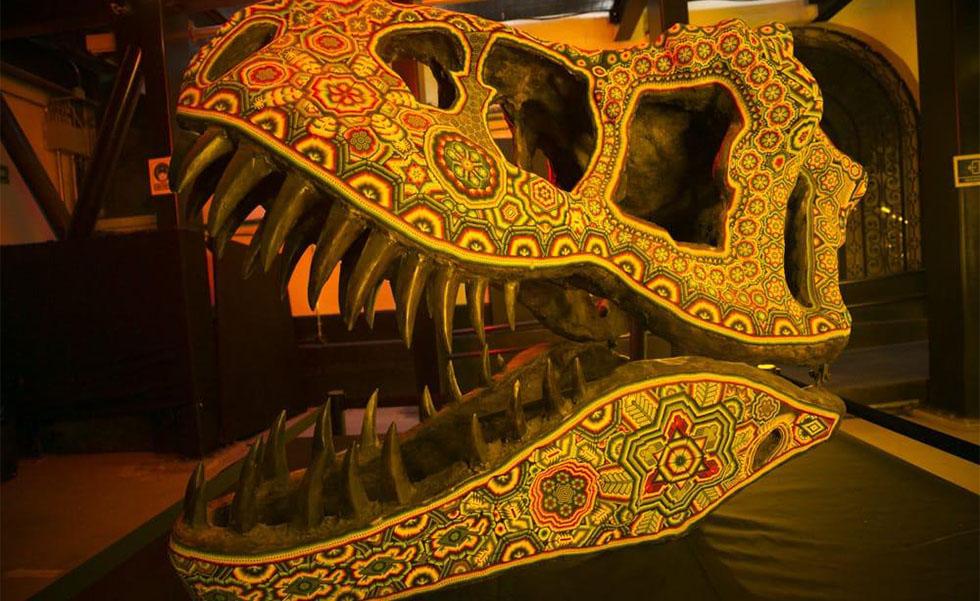 Regresa La Bienal de Arte Huichol a la CDMXSubtítulo