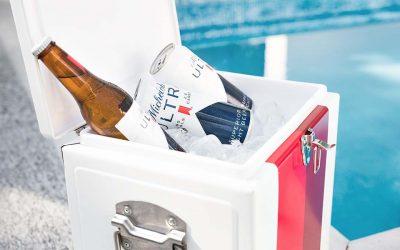 La cerveza premium Michelob Ultra presenta nueva imagenSubtítulo