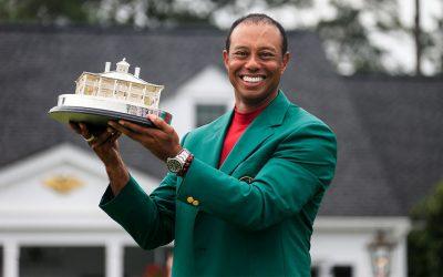 Fin de semana del mejor golf: Masters Augusta 2020Subtítulo