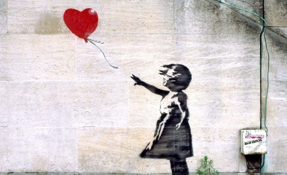 ¿Dónde se puede ver la nueva exposición de Banksy?Subtítulo