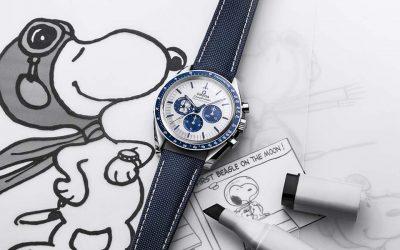 Omega y Snoopy: Guardián espacialSubtítulo