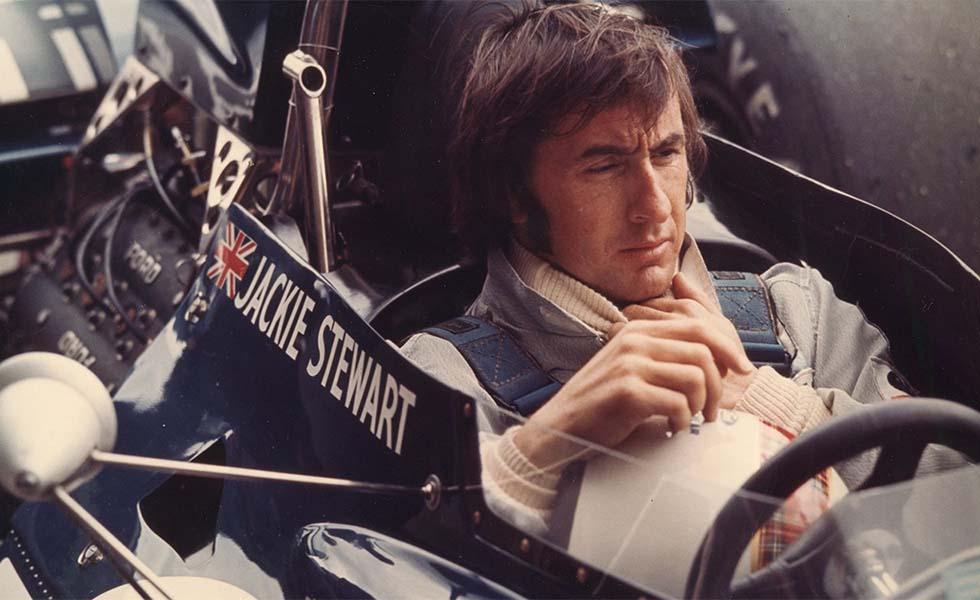 Sir Jackie Stewart, el escocés voladorSubtítulo