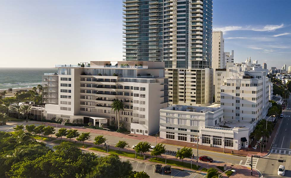 Bvlgari Hotels & Resorts abrirá en 2024 un nuevo hotel en Miami BeachSubtítulo