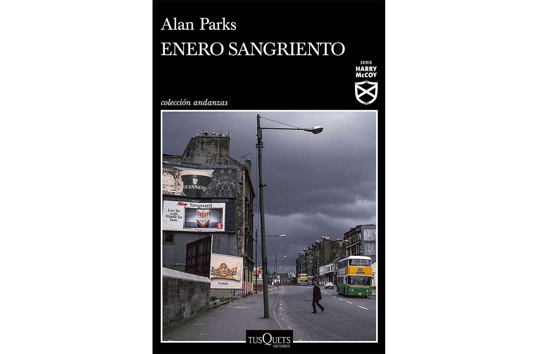 'ENERO SANGRIENTO', DE ALAN PARKS