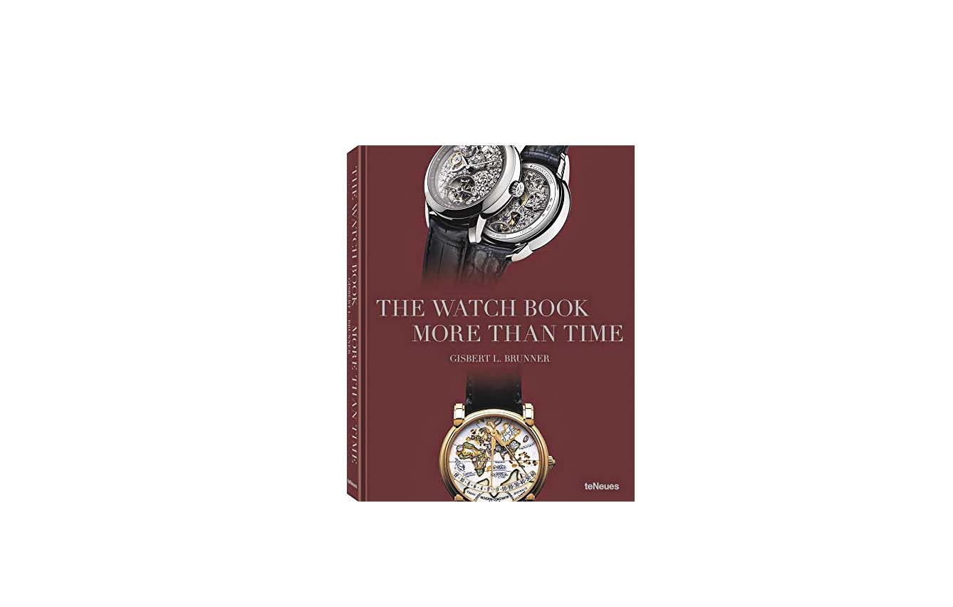 7. THE WATCH BOOK: MORE THAN TIME