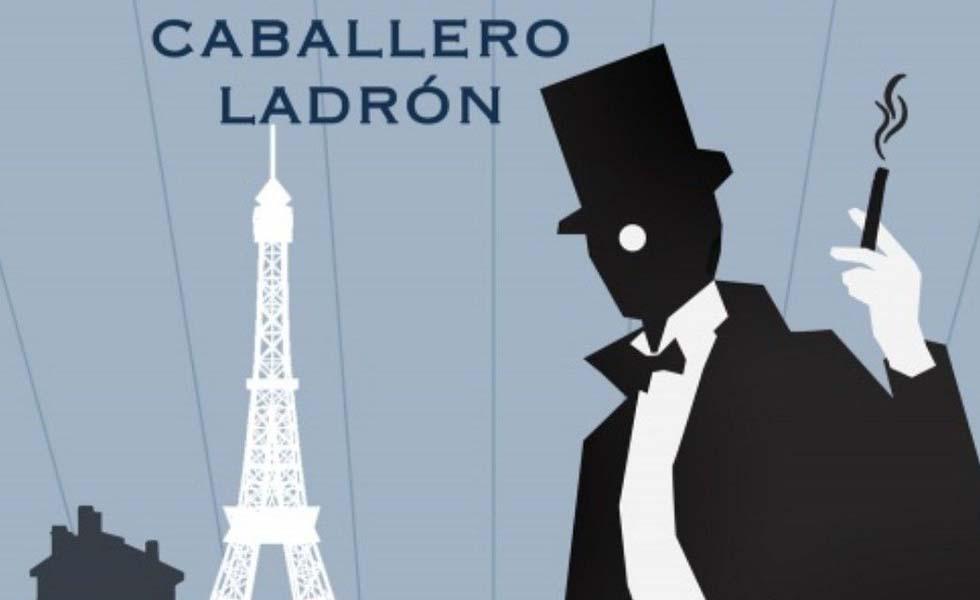 Arsène Lupin, gentleman y ladrón de guante blancoSubtítulo